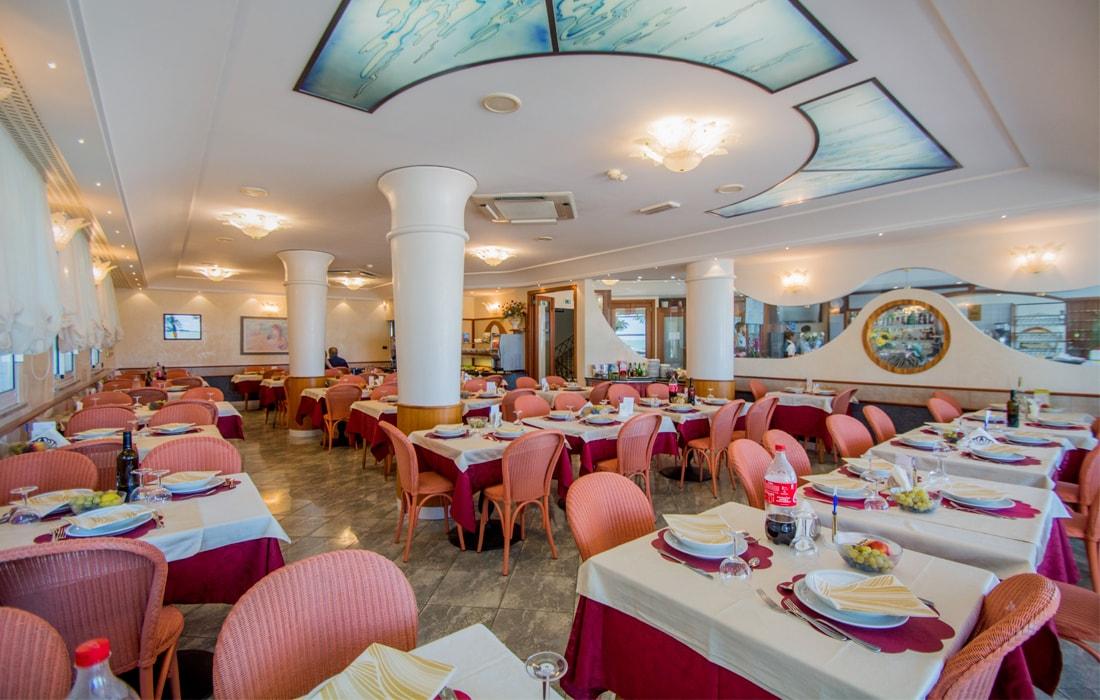 Ristorante | Hotel Titanus